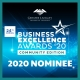 Langley Community Services has been nominated for a 2020 business excellence award in the area of outstanding support